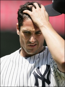 Carl Pavano--Signed by New York Yankees in 2004, four years, $39.95 million