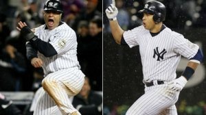Oct 17, 2009.  Jerry Hairston Jr. scored the game-winner; A-Rod hit a game-tying homer in the 11th. (AP/Getty)