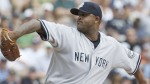 Aug 2--CC Sabathia allowed five runs on 10 hits over seven-plus innings on Sunday. (AP)