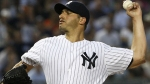 Aug 26--Andy Pettitte struck out seven and walked three in seven innings on Wednesday. (AP)