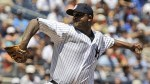 Jul 18--CC Sabathia settled down after a high early pitch count and earned his ninth win. (AP)