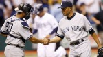 Jul 29--Closer Mariano Rivera got the final two outs of Wednesday's win. (AP)