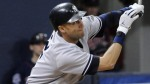 Jul 9--Derek Jeter capped a three-run second inning for the Yanks with an RBI single. (AP)