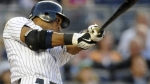 May 21--Robinson Cano hit his eighth homer and 11th double on Thursday. (AP)