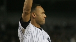 Sep 9--Derek Jeter's third hit Wednesday was an opposite-field single in the seventh. (Getty)